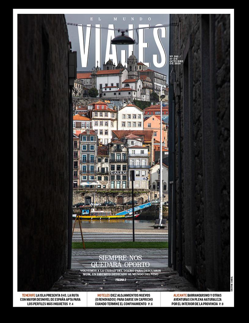 Oporto. El Mundo Viajes